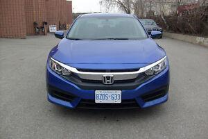 2016 Honda Civic LX, ONLY 22600KM /Eco/BkUp Camera/Blue Tooth