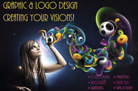 Freelance Graphic & Logo Design - Reliable Affordable & GREAT