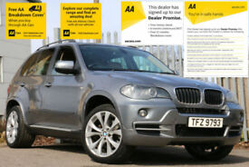 BMW X5 2007 SE STUNNING SPEC MODEL MUST BE SEEN BARGAIN P/X TO CLEAR!!