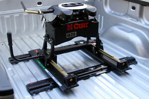 New 20,000lbs 5th Wheel Hitch Slider - Installation Available