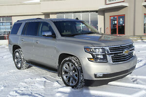 2015 Chevrolet Tahoe LTZ SUV LOW KMS/LEATHER/MOONROOF/4x4/$56329