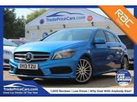 2013 13 MERCEDES-BENZ A CLASS 1.5 A180 CDI BLUEEFFICIENCY AMG SPORT 5D 109 BHP D