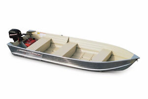 On sale Non-current 2014 Princecraft Scamper with 9.9MH 4S