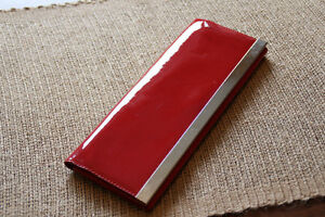 Red clutch from Aldo