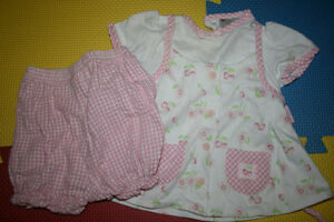 Baby Girl Clothes 3-6 months London Ontario image 7