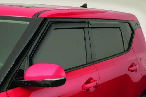 2020 Kia Soul sport visors, Rain Guards K0F22-AU000