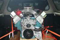Big Block Dodge 500 cuin Stroker 650HP