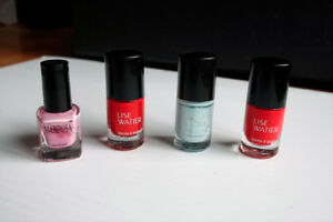 Lot de vernis à ongles / Lot of Nail Polish
