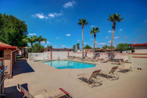 2 bedroom - 2 bathroom Condo in Apache Junction