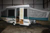 """1997 JAYCO 10' TENT TRAILER """"WINTER PRICING""""!!"""