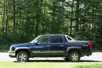 2005 Chevrolet Avalanche lt Pickup Truck