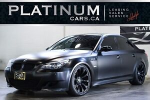 2006 BMW M5  505 HORSEPOWER/ SMG/ EXECUTIVE/ TUBI