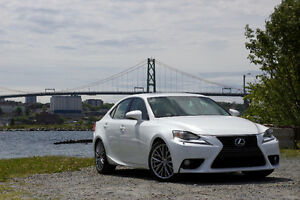2014 Lexus IS 250 AWD 6A Sedan