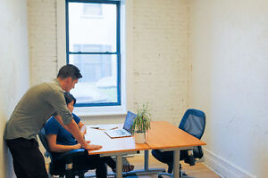 Notman House - 4-8 Person Office Space for Tech Startups