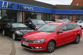 2013 VOLKSWAGEN PASSAT SPORT TDI BLUEMOTION TECHNOLOGY ESTATE DIESEL