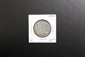 Canada 1910 50 Cent Coin