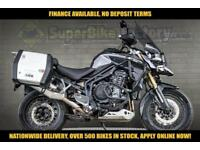 2014 14 TRIUMPH EXPLORER TIGER 1215CC 0% DEPOSIT FINANCE AVAILABLE
