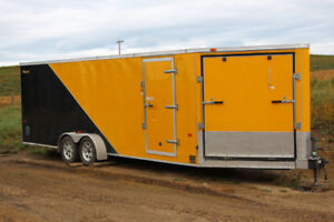 28 Foot Forest River Cargo Trailer