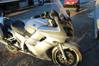 FJR 1300 Great bike for the money. Sport touring. 143hp