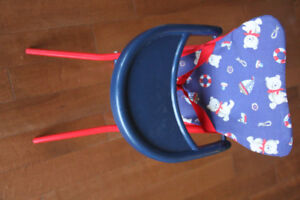 Baby Doll Highchair
