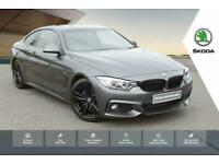 2016 BMW 4 Series 2.0TD (190bhp) 420d M Sport Auto Coupe Diesel Automatic