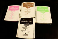 Stampin' Up Classic Stampin' Pads - All Four For $10!