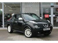 2012 Nissan Juke 1.6 Ministry of Sound 5dr Hatchback Hatchback Petrol Manual