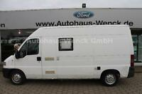 Fiat Ducato 2,8l *WOHNMOBIL*STANDHEIZUNG*1HAND*