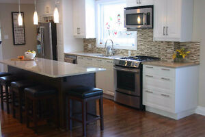 Lowest Price Guarantee Kitchen Cabinet and Countertop in London London Ontario image 1
