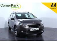 2014 PEUGEOT 2008 HDI ACTIVE MPV DIESEL