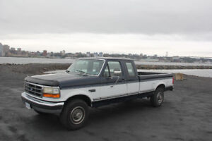 '93 F250 from BC