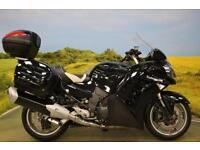 kawsaki GTR 1400 2011 ** SERVICE HISTORY, K TRAC, PANNIERS, TOP BOX **
