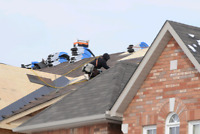 Roof Repair, Replace and New Roofing: Free Estimate