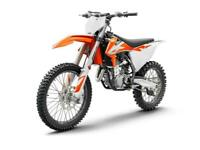 KTM 450 SX-F MX 2020, last 2020 left at this price! We want your part exchange!
