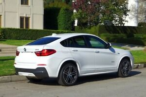Mint BMW x4 No Accidents