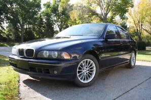 2001 BMW 5-Series 540i (E39) Sedan