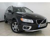 2013 13 VOLVO XC70 2.4 D5 SE NAV AWD 5DR AUTOMATIC 212 BHP DIESEL