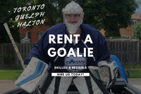 Rent a Goalie Now - Reliable & High-Level