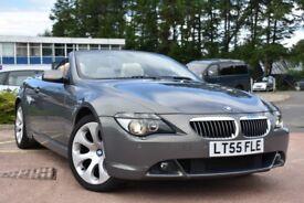 BMW 6 SERIES 645CI (grey) 2005