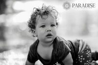 Paradise Photography is booking sessions now~!