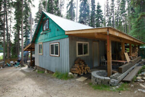 Cabin for Sale - Crooked Lake