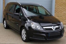 VAUXHALL ZAFIRA Stunning car very clean throughout.. Must be seen. BARGAIN PRICE