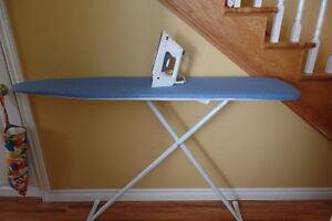 Ironing Board and Iron...works Great