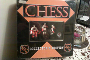 NHL Collectors Edition Chess Set *NEW* Prince George British Columbia image 1