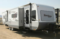 MARKED DOWN AND HAS TO GO!  MESA RIDGE 288FLR TRAVEL TRAILER