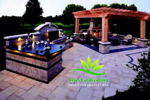 Oshawa Landscaping // Acres Landscaping // Booking Spring 2020