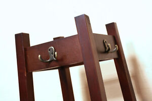 Modern & Contemporary Coat rack & Shelving Unit SEE VIDEO