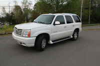 2004 Cadillac Escalade SUV, Winter Will Soon Be Here!