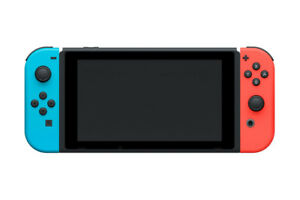 Brand NEW Nintendo Switch with Neon Controllers