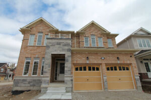 New 4 bedroom, 3.5 bathroom, 2 storey home with over 3000 sq ft.